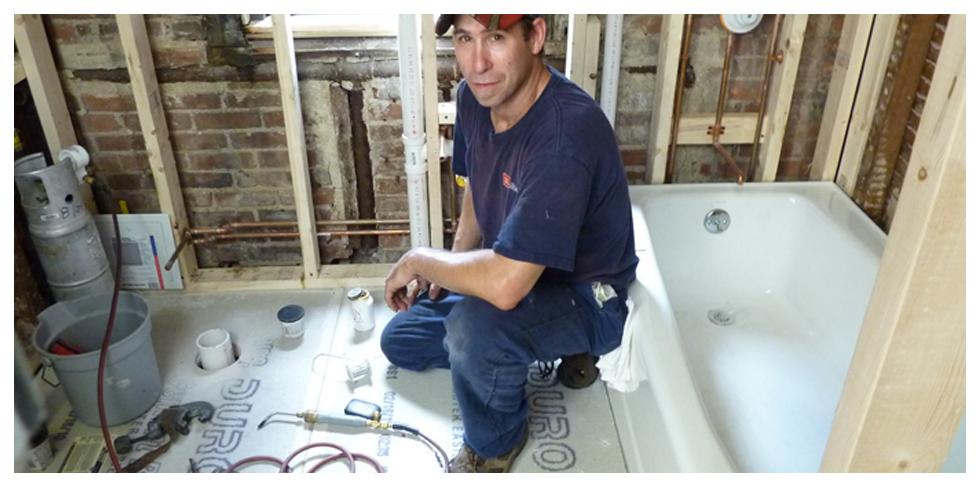 Как сделать ремонт ванной комнаты своими руками